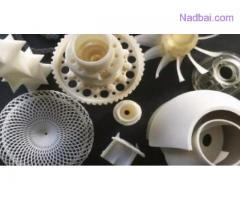 SLS 3D Printing Services through Printpack Industries
