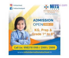 Admission Open in the Best Nursery School in Pali Rajasthan