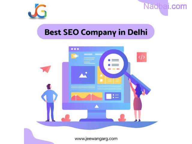 Best SEO Company in Delhi - Jeewangarg