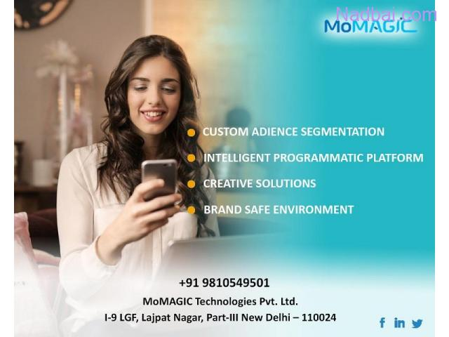 Marketing Automation and Digital Marketing Tools - MoMAGIC