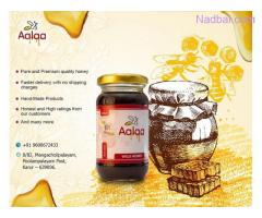 Best Quality Banana Honey and Wild Honey For Sale - Aalaa Honey