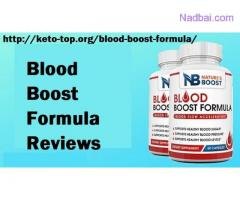 Blood Boost Formula Reviews