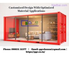 GGR Enterprises - Used Shipping Container in Chennai