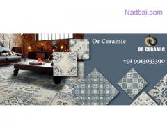 New Rangoli Tiles Manufacturer & Dealers in All Size | Or Ceramic