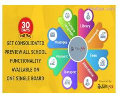 Nifty sol one of the erp for completed best school management software