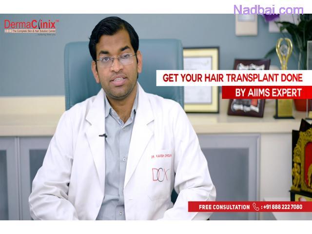 Steps Of Hair Transplantation Followed By Hair Transplant Doctor