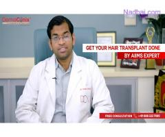 Steps Of Hair Transplantation Followed By Hair Transplant Doctor