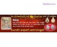 Famous Astrologer ShastriJi #9887506156 love marriage expert