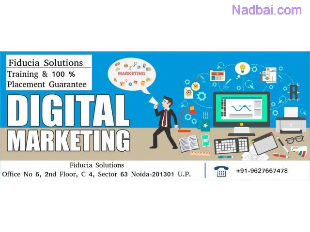 Enroll now with the best Digital marketing training in Noida