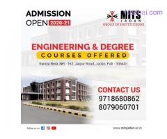 Best College in Pali, Rajasthan