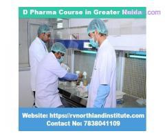 Best D Pharma Institute in Greater Noida