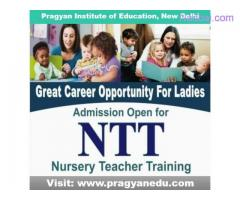 Recognized NTT Courses in South Delhi