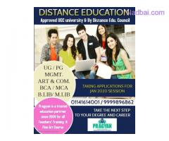 Distance Learning BCA in Delhi