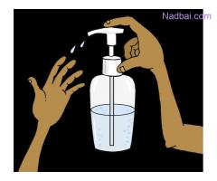 Best Hand Sanitizer In India for cleaning hands