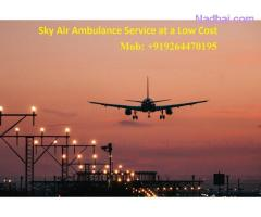 Get the Benefit of Air Ambulance in Bangalore on a Low-Budget