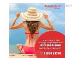 Get Rid of All Those Unwanted Hair With Best Hair Removal Treatment