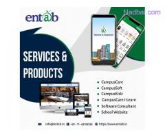 School Administration On the Go with Entab's School Mobile Apps