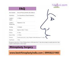 Nose Surgery in Delhi at KAS Medical Center