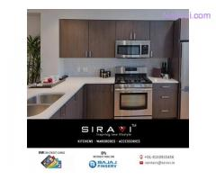 Stainless Steel modular Kitchen in Bangalore