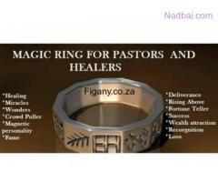 Miracle Ring For Pastors Healing miracles and wonders Magic ring +27762900305