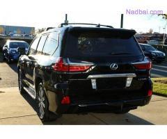Used 2016 Lexus LX 570 Model SUV Black Onyx