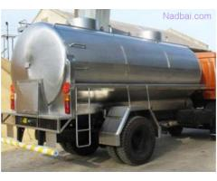 Road Milk Tanker