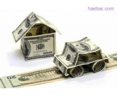 We offer Loans @ low interest rate.