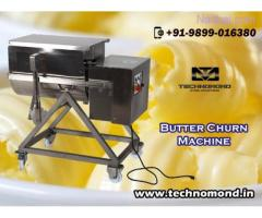 Butter Churn Machine