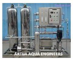 ARTIJA AQUA ENGINEERS-Water treatment food and beverage solutions company