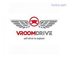 Self-drive Car Booking App for Android Users- Vroom Drive