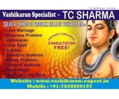 Indian Best Astrologer & Vashikaran Blackmagic Expert  Mob:+917838850197