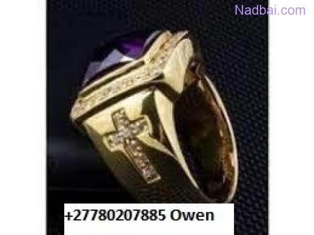A personal secretive ring of powers for luck, love, protection and provision +27780207885