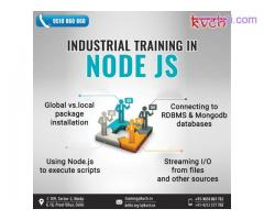 Training In Node Js and Fundamentals | Best Node Js Training Noida