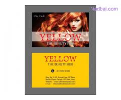Only Ledy's Beauty Parlour and Salon - Yellow The Beauty Salon