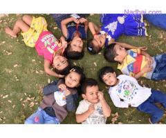 Nursery School Admission 2019-20 - Vijaya Convent Schools.