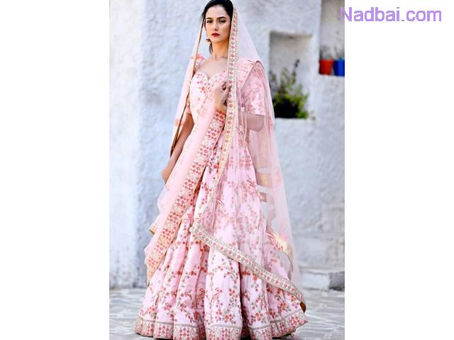 Visit Mirraw - To Shop Lengha Choli In Least Cost