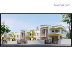 Chothys New Villa Projects Near TECHNO PARK Kazhakoottam 9020263103