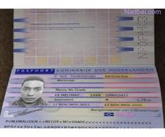 Passports,Driver's License,ID Cards Etc