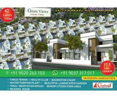 Budget Villas Near Vattiyoorkave Puliyarakonam 9020263103