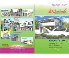 Chothys Green Views Villas@Puliyarakonam, Trivandrum