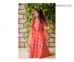Shop girls ethnic dresses from Mirraw