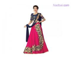 Visit Mirraw To Shop Brocade Lehengas At Lowest Cost