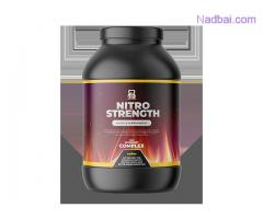In What Manner Should You Use Nitro Strength?