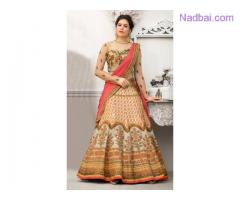 Party Wear Lehenga Designs At Mirraw