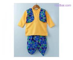 Amazing Dhoti Kurta Designs Available At Mirraw