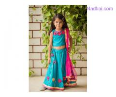 Mirraw offers girls lehenga at lowest cost