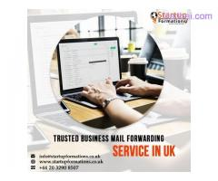 Get the best Business Mail Forwarding service in UK