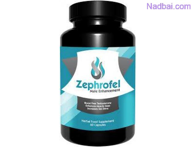 Zephrofel Male Enhancement Scam or What?Read Shocking Reviews