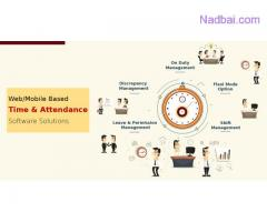 Biometric Attendance Software | Attendance Management Software