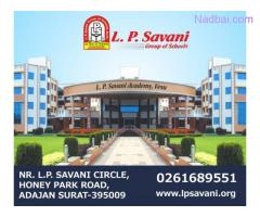 School in Palnpor | Top 10 School in Surat - LPSavani